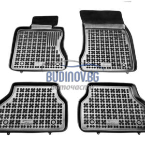 Гумени стелки за BMW 5 E60 2001-2010 4 бр. Комплект от budinov.bg онлайн магазин за авточасти