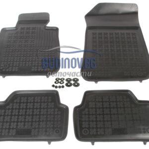 Гумени стелки за BMW 1 E81 2006-2011 4 бр. Комплект от budinov.bg онлайн магазин за авточасти