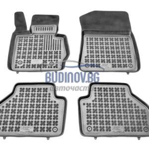 Гумени стелки за BMW X3 F25 2010-2018 4 бр. Комплект от budinov.bg онлайн магазин за авточасти