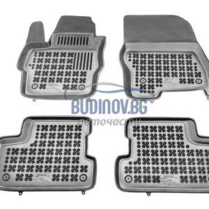 Гумени стелки за Mazda 3 2008-2014 4 бр. комплект от budinov.bg онлайн магазин за авточасти