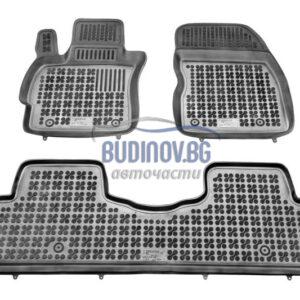 Гумени стелки за Mazda 5 2005-2010 3 бр. комплект от budinov.bg онлайн магазин за авточасти