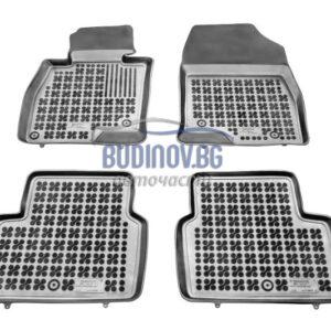 Гумени стелки за Mazda 6 2012+ 4 бр. комплект от budinov.bg онлайн магазин за авточасти