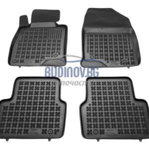 Гумени стелки за Mazda 3 2013+ 4 бр. комплект от budinov.bg онлайн магазин за авточасти