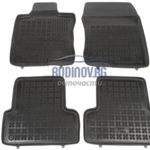 Гумени стелки за Honda Accord 2007-2015 4 бр. Комплект от budinov.bg онлайн магазин за авточасти