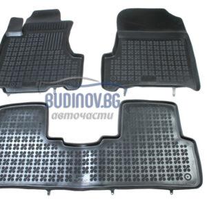 Гумени стелки за Honda Cr-V 2006-2012 3 бр. Комплект от budinov.bg онлайн магазин за авточасти