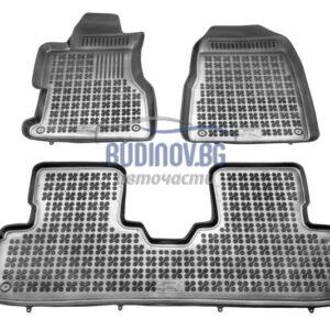 Гумени стелки за Honda Civic 1999-2006 3 бр. Комплект от budinov.bg онлайн магазин за авточасти