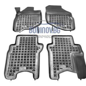 Гумени стелки за Honda Jazz 2002-2008 4 бр. Комплект от budinov.bg онлайн магазин за авточасти