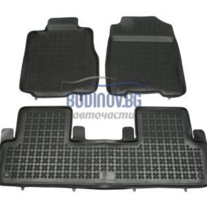 Гумени стелки за Honda Cr-V 2012+ 3 бр. Комплект от budinov.bg онлайн магазин за авточасти