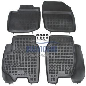 Гумени стелки за Honda Civic 2012+ 4 бр. Комплект от budinov.bg онлайн магазин за авточасти