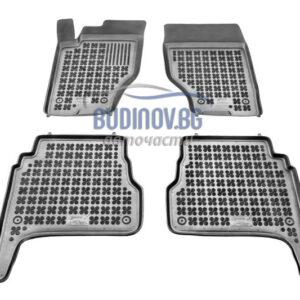 Гумени стелки за Kia Sorento 2002-2009 4 бр. комплект от budinov.bg онлайн магазин за авточасти