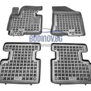 Гумени стелки за Kia Sportage 2010-2015 4 бр. комплект от budinov.bg онлайн магазин за авточасти