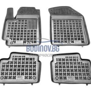 Гумени стелки за Kia Picanto 2011+ 4 бр. комплект от budinov.bg онлайн магазин за авточасти