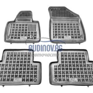 Гумени стелки за Citroen C5 2008+ 4 бр. Комплект от budinov.bg онлайн магазин за авточасти