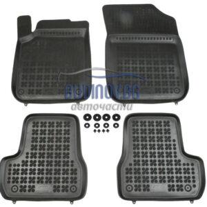 Гумени стелки за Citroen C3 2009+ 4 бр. Комплект от budinov.bg онлайн магазин за авточасти
