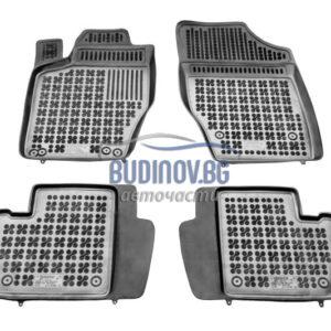 Гумени стелки за Citroen C4, Peugeot 307 2000+ 4 бр. Комплект от budinov.bg онлайн магазин за авточасти