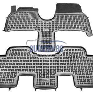 Гумени стелки за Citroen C8, Peugeot 807, Fiat Ulysse 2 бр. Комплект от budinov.bg онлайн магазин за авточасти
