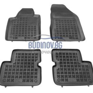 Гумени стелки за Fiat Bravo 2006+ 4 бр. Комплект от budinov.bg онлайн магазин за авточасти
