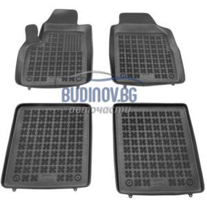 Гумени стелки за Fiat Panda 2003+ 4 бр. Комплект от budinov.bg онлайн магазин за авточасти