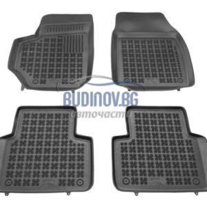 Гумени стелки за Fiat Croma 2005+ 4 бр. Комплект от budinov.bg онлайн магазин за авточасти