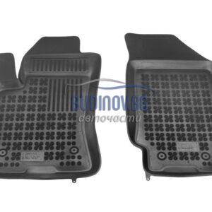 Гумени стелки за Fiat Doblo 2010-2018 2 бр. Комплект от budinov.bg онлайн магазин за авточасти