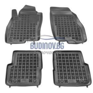 Гумени стелки за Fiat Punto 2012+ 4 бр. Комплект от budinov.bg онлайн магазин за авточасти