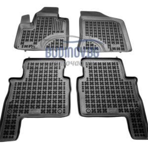 Гумени стелки за Hyundai Santa Fe 2006-2012 4 бр. Комплект от budinov.bg онлайн магазин за авточасти