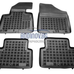 Гумени стелки за Hyundai Santa Fe 2012+ 4 бр. Комплект от budinov.bg онлайн магазин за авточасти