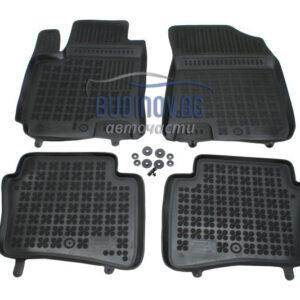 Гумени стелки за Hyundai i20 2014+ 4 бр. Комплект от budinov.bg онлайн магазин за авточасти