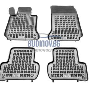 Гумени стелки за Mercedes Benz C-class W204 2007-2014 4 бр. комплект от budinov.bg онлайн магазин за авточасти