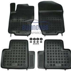 Гумени стелки за Mercedes Benz M-class W164 2005-2011 4 бр. комплект от budinov.bg онлайн магазин за авточасти