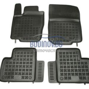 Гумени стелки за Mercedes Benz M-class W166 2011+ 4 бр. комплект от budinov.bg онлайн магазин за авточасти