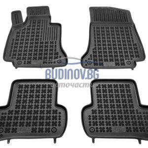 Гумени стелки за Mercedes Benz C-class W205 2013+ 4 бр. комплект от budinov.bg онлайн магазин за авточасти
