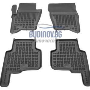 Гумени стелки за Land Rover Discovery 2004+ 4 бр. комплект от budinov.bg онлайн магазин за авточасти