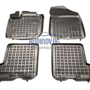 Гумени стелки за Dacia Sandero 2012+ 4 бр. Комплект от budinov.bg онлайн магазин за авточасти