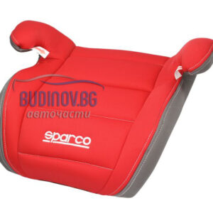 Детско столче за автомобил Sparco F100K 15-36kg от budinov.bg онлайн магазин за авточасти