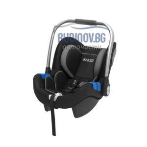 Детско столче за автомобил Sparco F300i 0-13kg от budinov.bg онлайн магазин за авточасти