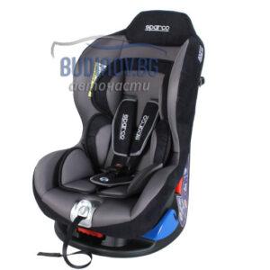 Детско столче за автомобил Sparco F5000K 0-18kg от budinov.bg онлайн магазин за авточасти