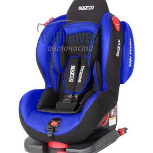 Детско столче за автомобил Sparco 500ie 9-25kg от budinov.bg онлайн магазин за авточасти