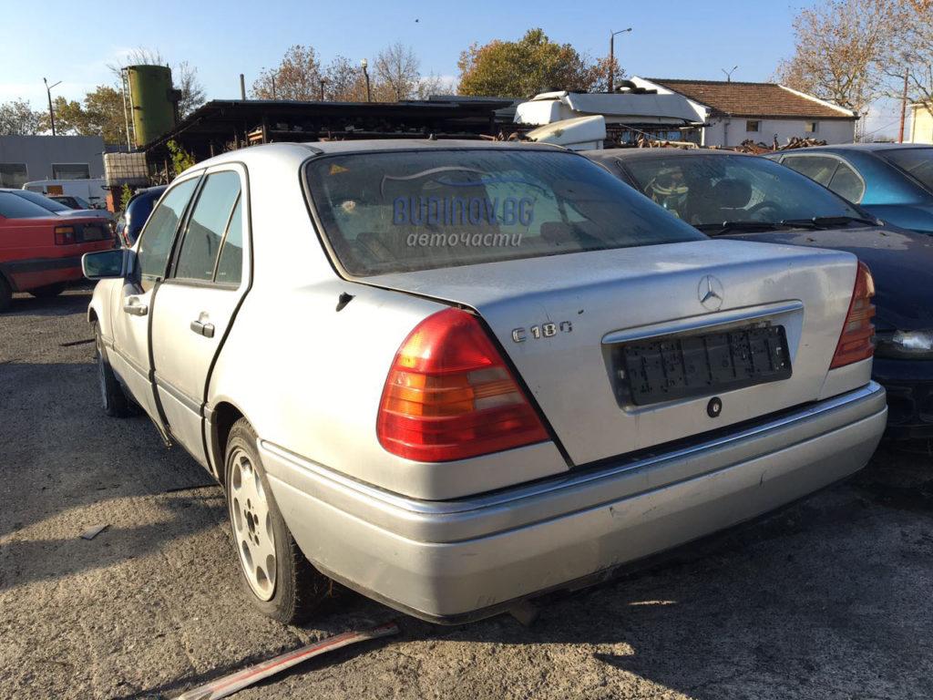 Mercedes Benz C180 1994 г. 1,8 бензин 122 к.с. на части от Авточасти Будинов