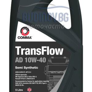 Comma TransFlow AD 10W40 5L